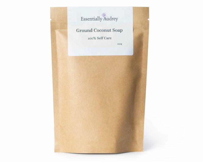 Ground Coconut Soap