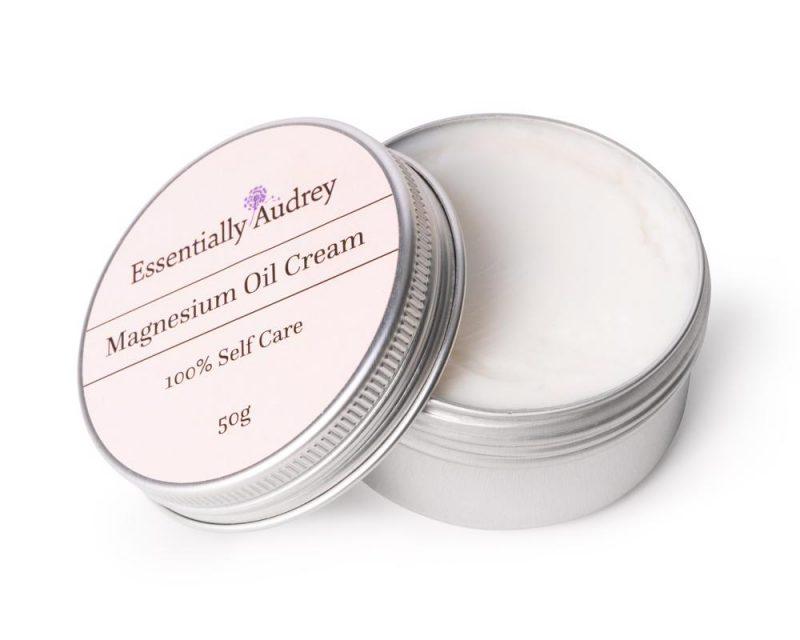 Magnesium Oil Cream 1