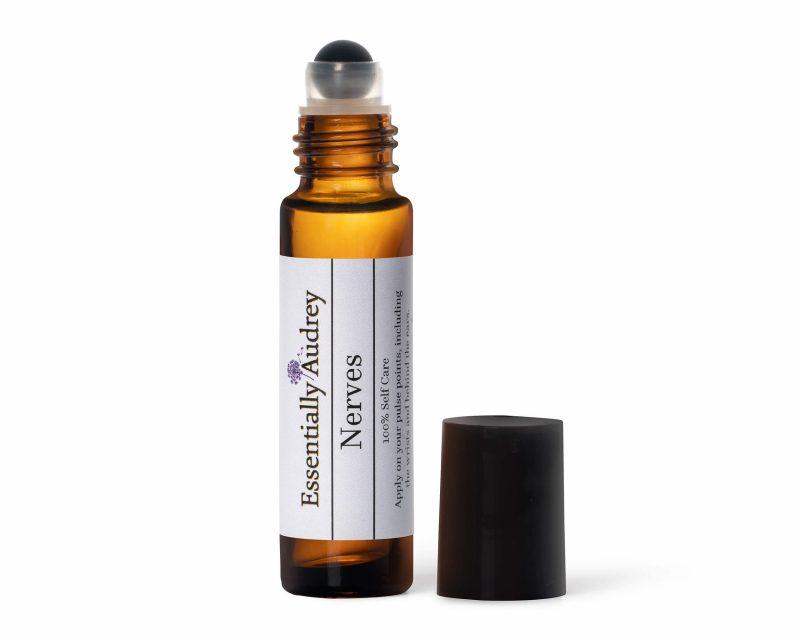 nerves essential oil roller