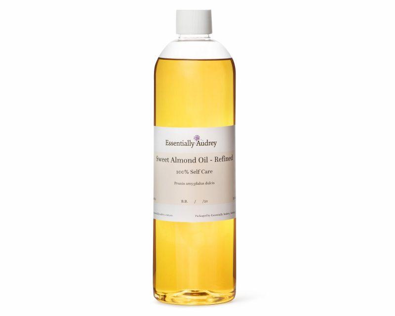 Sweet Almond Oil 500ml