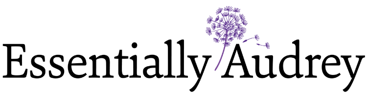 Essentially Audrey Logo