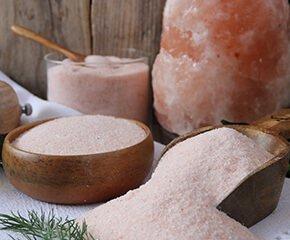 pro Himalayan Pink Salt Fine