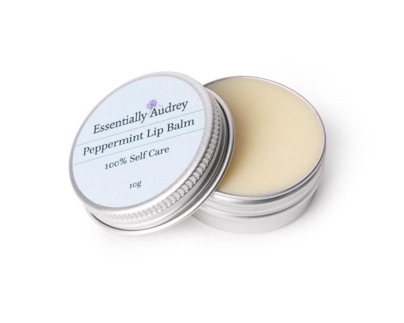 Peppermint Lip Balm Tin 1