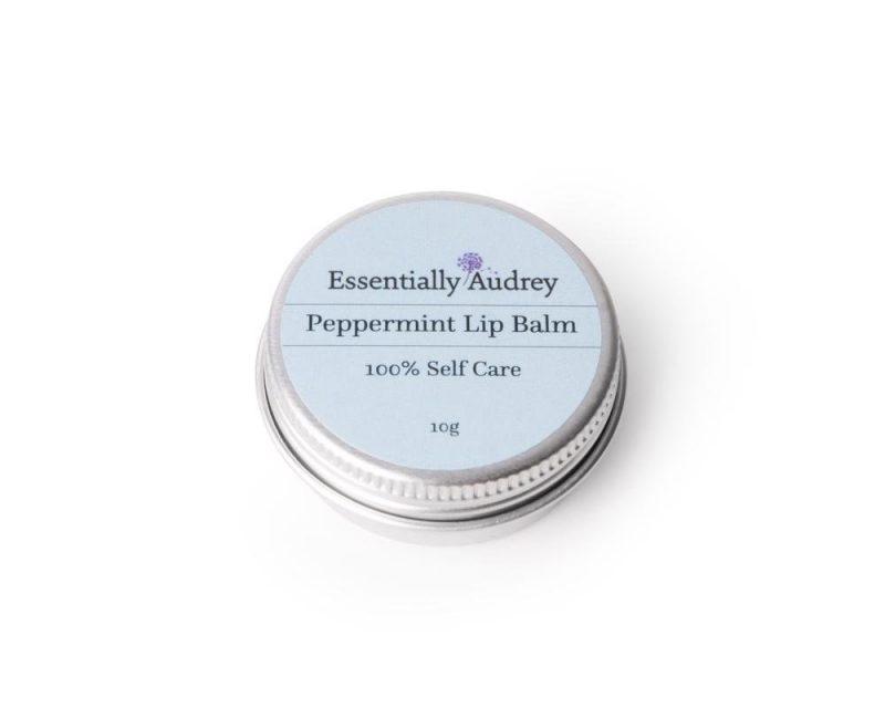 Peppermint Lip Balm Tin 2