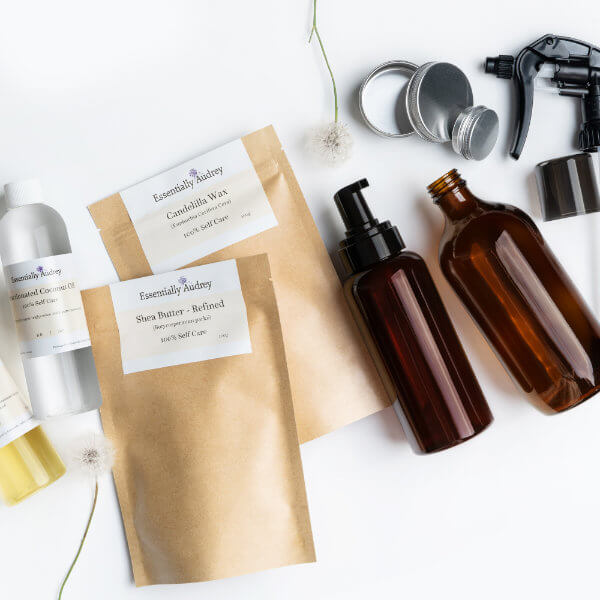 DIY Kits - Essentially Audrey Natural Home & Body Products Geelong